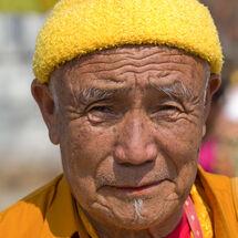 Beanie monk