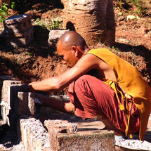 Builder monk