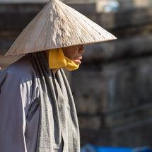 Vietnamese nun