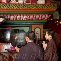 Temple prayers