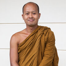 Indonesia - Java monk