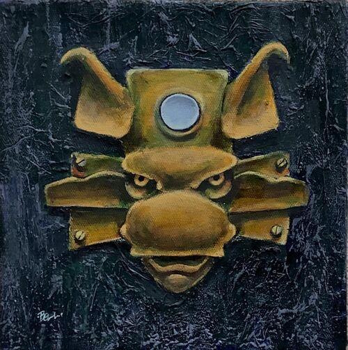 Demonic Doorbell