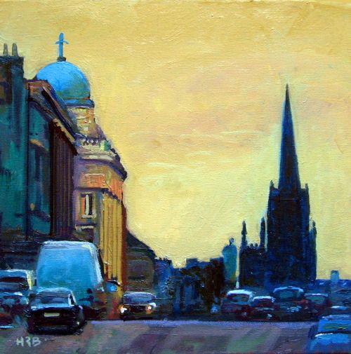 Hanover Street, Edinburgh
