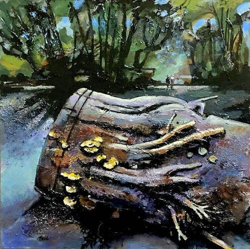 Fallen Giant (Saltwell Park)
