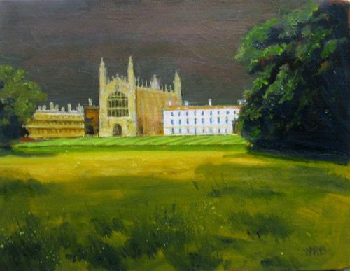 King's College from the Backs