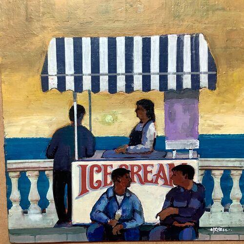 The Last Ice Cream of Summer