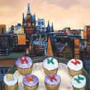Seven Cakes and a View of Glasgow