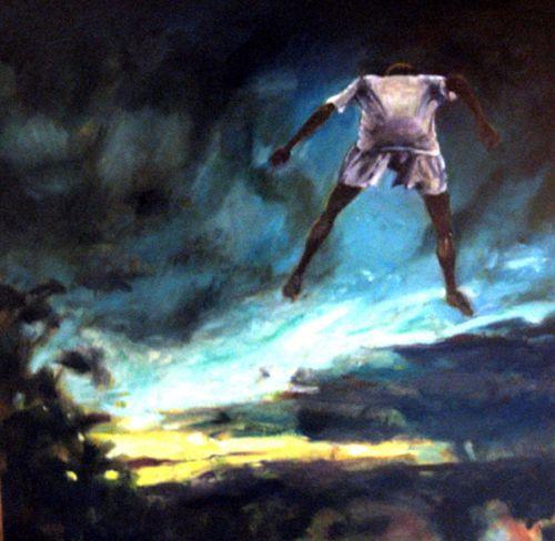 Sometimes Falling, Sometimes Flying