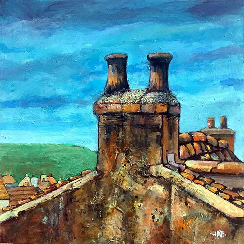 Staithes Chimneys