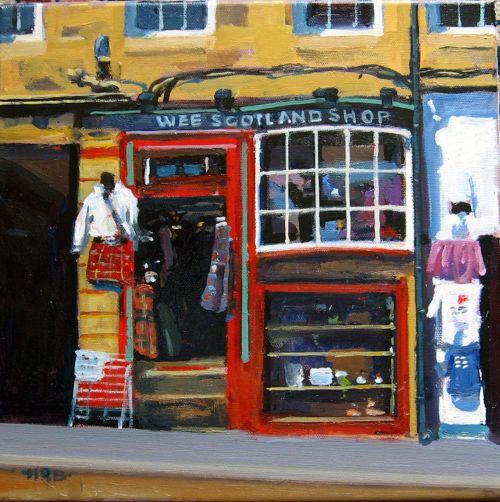 Wee Scotland Shop, Edinburgh
