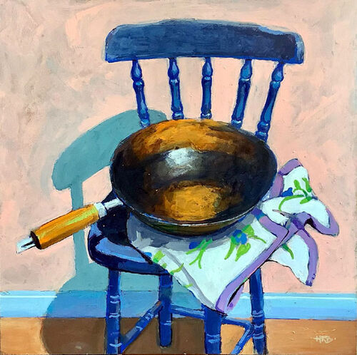 Wok and Chair