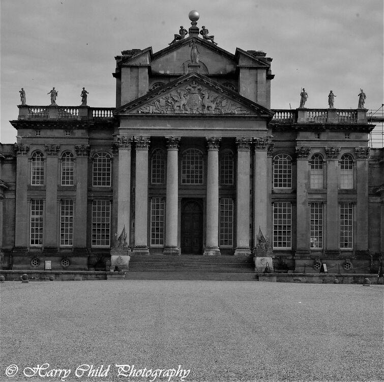 Blenheim Palace Vanilla Tone