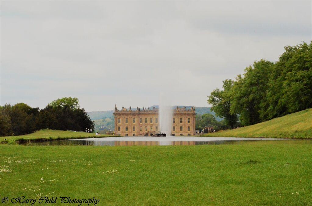 Chatsworth House Napa Tone
