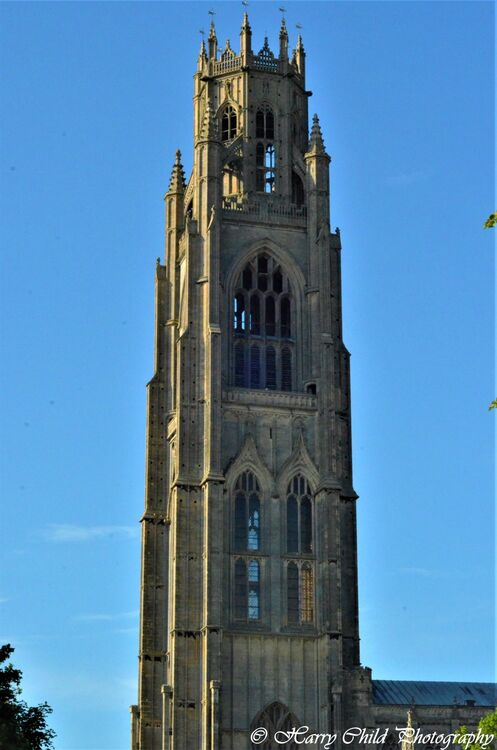 St. Botolph's Church Tower