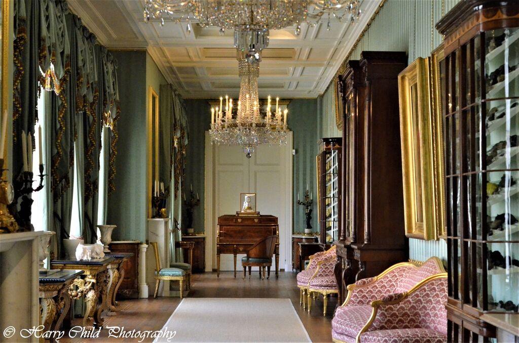 The Hall of Chatsworth