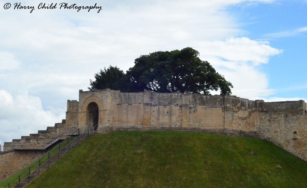 The Lucy Tower of Lincoln Castle