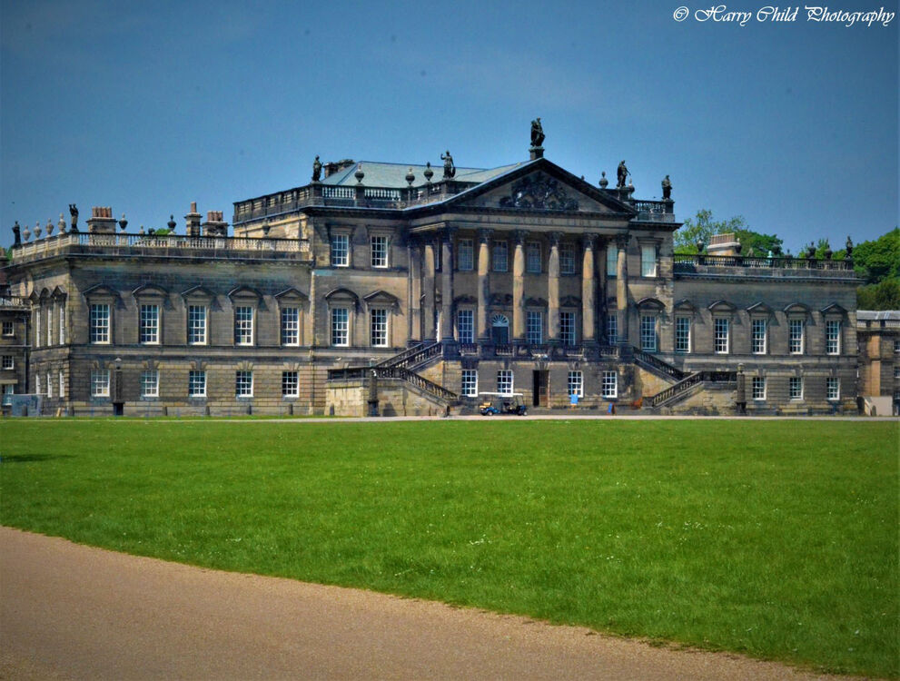 Wentworth Woodhouse, Palladian House