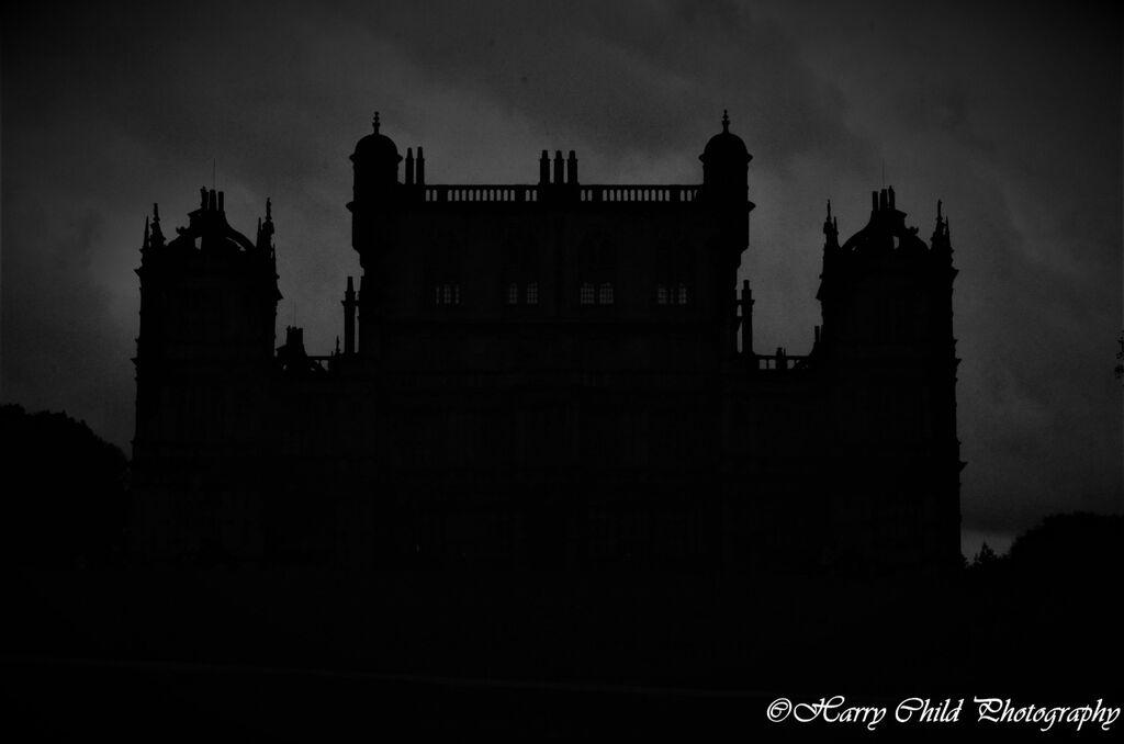 Wollaton Hall Silhouette