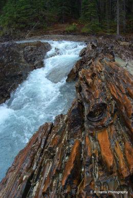 Below Natural Bridge BC