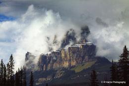Castle  Mountain BC