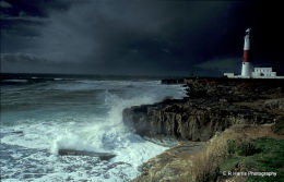 Before  The  Storm - Portland Bill