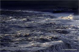Chesil Beach force 9