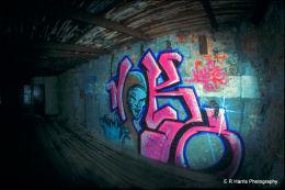 Hunslett  Mill  Graffiti