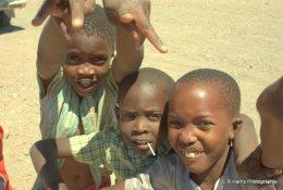SWAPO kids