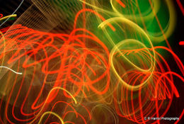 Painting with light 4