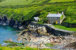 Quay Cottage  Port Quin Cornwall
