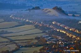 From Glastonbury Tor 4