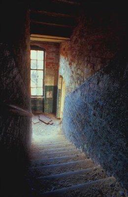hunslett Stair 1