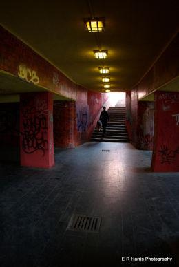 Underground  figure