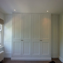 Fitted Wardrobes Traditional Style