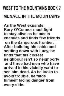 Menace in the Mountains foreword