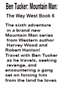 The Way West Book 6 foreword