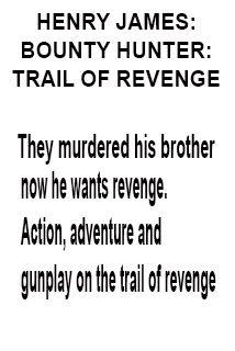 Trail of Revenge foreword