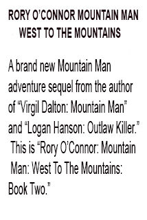 West to the Mountains Book two foreword