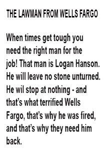 The Lawman From Wells Fargo forward