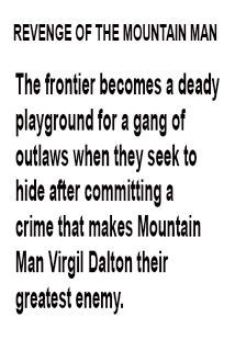 Revenge of the Mountain Man forward