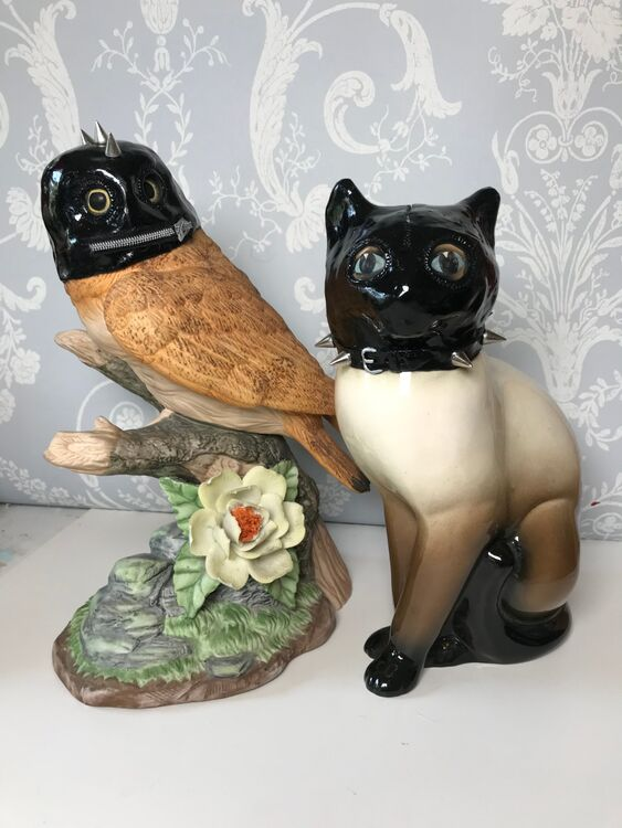 The Owl & The Pussycat Went to Torture Garden