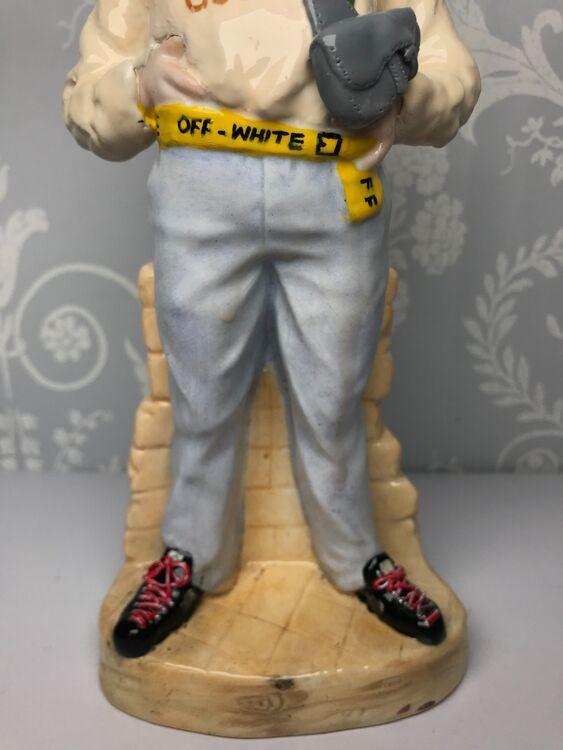 All The Gear No Idea figurine