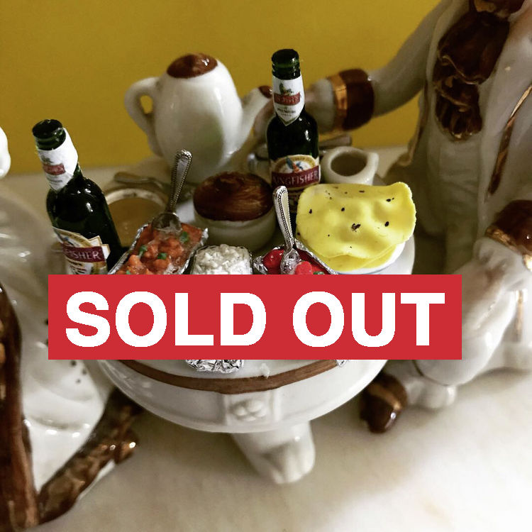 Curry Night SOLD OUT
