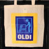 Oldi tote bag