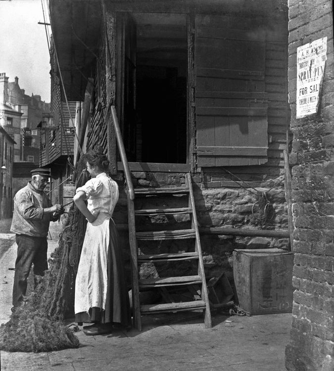Folkkestone, Kent 1908
