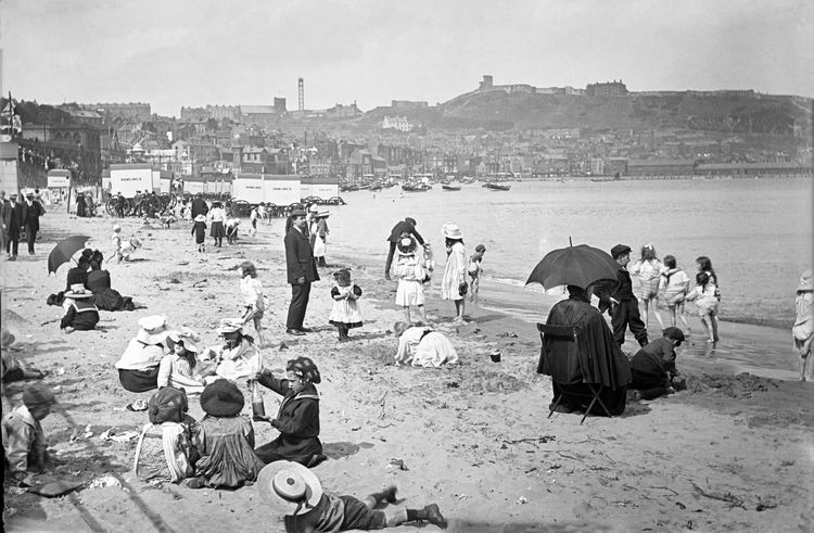 Scarborough, south bay c.1903