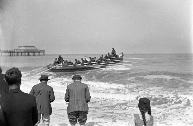 Lifeboat at Cromer c.1905