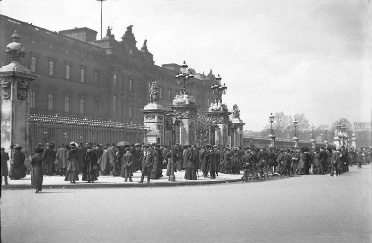 Buckingham Palace 1911