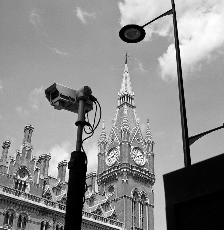 At St Pancras