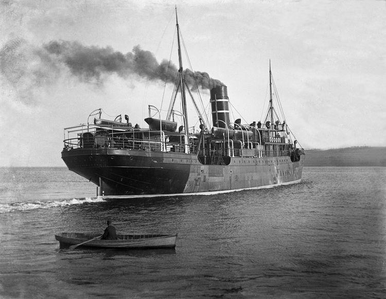 Passenger ship c.1914